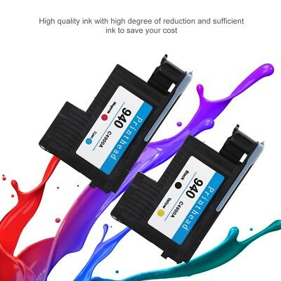 HP 88 Print Head 1Black/Yellow C9381A & 1Magenta/Cyan Remanufactured Cartridge