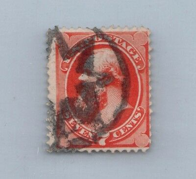 GOLDPATH US stamp SC# 160 F-VF-USED _SBH_20