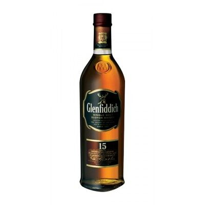 GLENFIDDICH 15 YEAR OLD SOLERA RESERVE Whisky / Scotch
