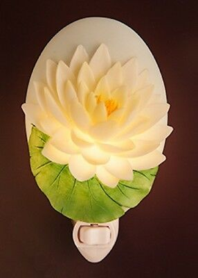 Water Lily Night Light by Ibis & Orchid - 50235