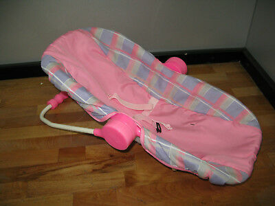 Doll Carriages Doll Carry Basket bouncer bed Approx size 40 cm length