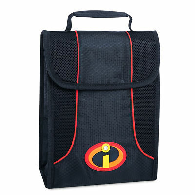 NWT Disney Store Incredibles 2  Lunch Box Tote Bag School