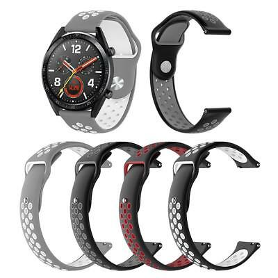 Silicone Watch Band Wrist Strap Belt for Huawei GT Honor Magic Smart Bracelet