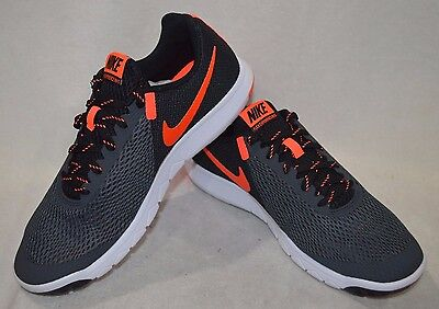 ace8dd3a621d Nike Men s Flex Experience RN 5 Anthracite Crimson Running Shoes-Asst Sizes  NWB