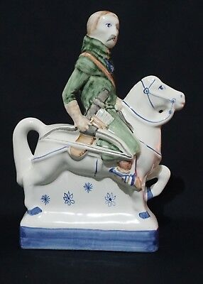 Rye Pottery The Yeoman ( Canterbury Tales ) Handmade In England