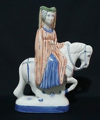 Rye Pottery The Guildsmans Wife  ( Canterbury Tales ) Handmade In England