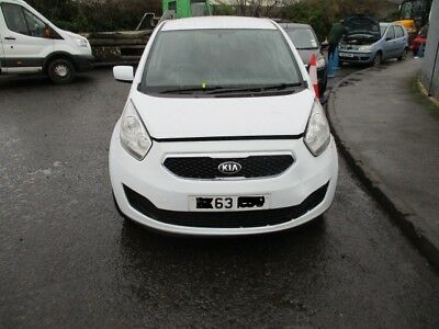 Kia Venga 1 Ecodynamics 63 Damaged Repairable Salvage