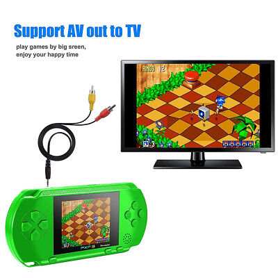 PXP3 Game Console Handheld Portable 16 Bit Retro Video Games 150+ Games Gift TB1