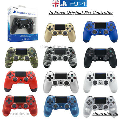 Official Ps4 Dualshock 4 Urban Camouflage Wireless Controller - Uk Free Post Aaa