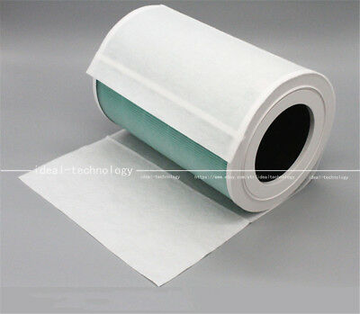 10pcs HEPA filter DIY electrostatic cotton For air purifier, Air conditioner