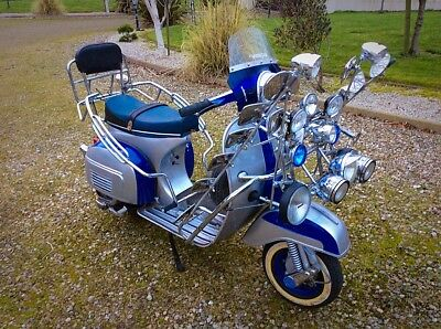 1968 Vespa 150 Super - Open To Offers - Px Or Deals
