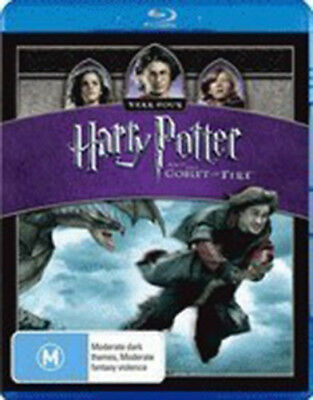 Harry Potter and the Goblet of Fire  (Blu-ray/Digital Download) = NEW Blu-Ray Re