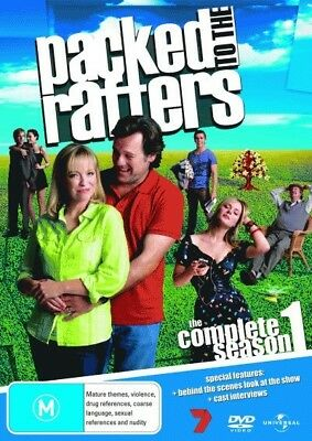 PACKED TO THE RAFTERS: SEASON 1 = TV Series = NEW DVD R4