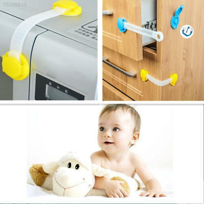 E599 Baby Kid Children Safety Lock Drawer Cupboard Door Fridge Short Style