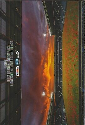 West Bromwich Albion (W.B.A.) v Leeds United 2018/19 programme