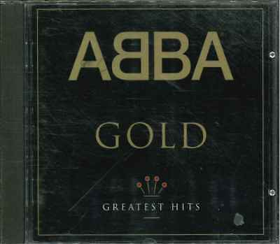 "ABBA ""Gold - Greatest Hits"" Best Of CD-Album"