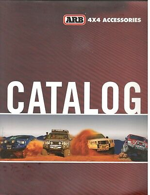 ARB 4 x 4 Harsh Conditions Accessories Catalog-Printed In Australia