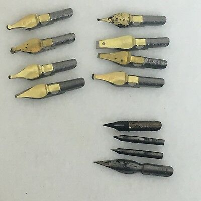 Pen Nibs Hunt Speedball Lettering Ross George Calligraphy Tips - 12