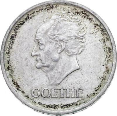 Weimarer Republik - 3 Mark 1932 A - Goethe