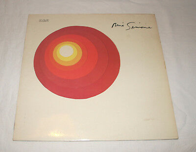 Nina Simone Vinyl-Lp Here Comes The Sun Rca 1971 Jazz Soul