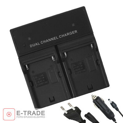 Dual Battery Charger For NIKON EN-EL14 D3100 D3200 D3300D5100 D5200 D5300 D5500