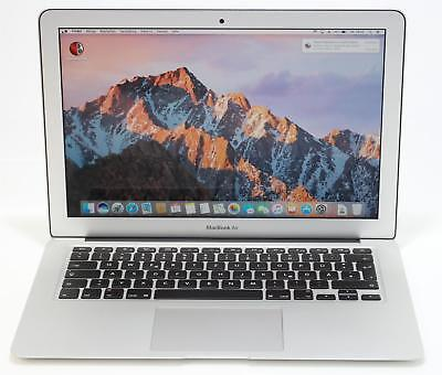 13,3 Zoll MacBook Air 6.2 2013 i7-4650U 1,7 GHz 8 GB Ram 128GB SSD QWERTZ deutsc