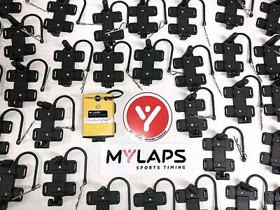 AMB-IT / MYLAPS Transponder Holder & Clip New Not a Copy- From MyLaps
