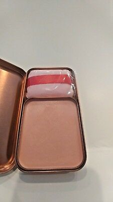 Benefit Bathina Shimmer Body Balm Swiped Once RARE Discontinued! Free Shipping!!