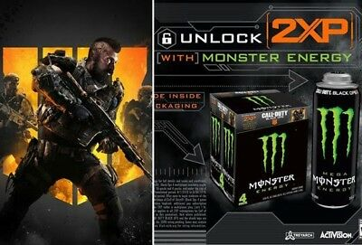 2XP Call of Duty: Black Ops 4 DOUBLE XP Code PS4,XBOX,PC( 2XP 2 HOURS ) instant