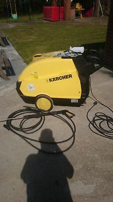 KARCHER HDS745 MOBILE HOT PRESSURE WASHER 110V spares or repairs