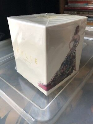Kylie Minogue Rare The Exhibition Candle Mint Sealed