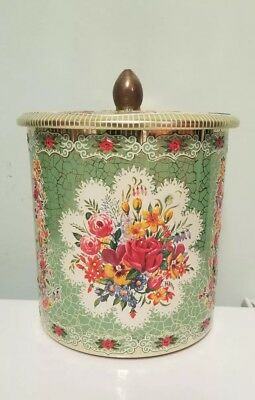 Vintage Tin Made In Holland