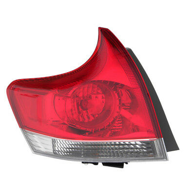 For 09-13 Venza Taillight Taillamp Rear Brake Outer Light Lamp Left Driver LH L