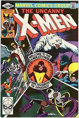 X-Men #139 9.0 VF/NM Kitty Pride Joins X-Men Bronze Age