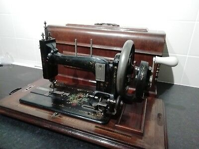 Vintage Netley Sewing Machine