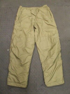 Latest PCS British Army Softie Thermal Trousers - Olive, Large - Supergrade