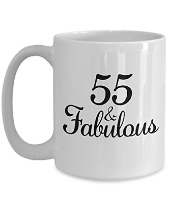 55th Birthday Gifts Ideas For Women