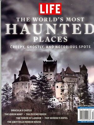 Life (The World's Most Haunted Places) 2018 (Creepy/ghostly/& Notorious Spots)