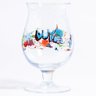 DUVEL Artist Series YAN SORGI Limited Edition Glass Beer Chalice