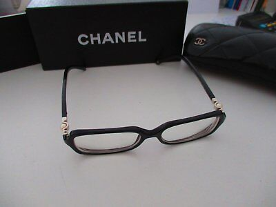 a3beeb2f9f monture lunette de vue Chanel 3154-H Collection Perle