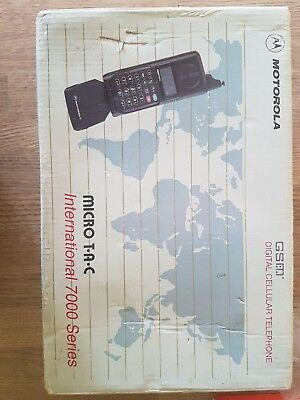 Motorola  micro TAC international 7000 series  00219