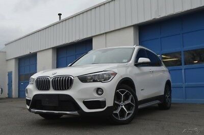 2016 BMW X1 xDrive28i Navigation Rear View Camera Panoramic Moonroof Heated Seats Steering Loaded +++