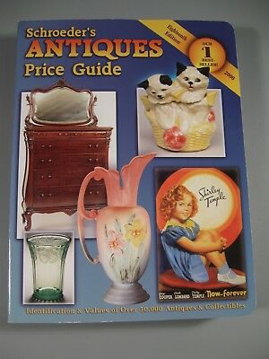 Schroeder's Antiques Price Guide 2000