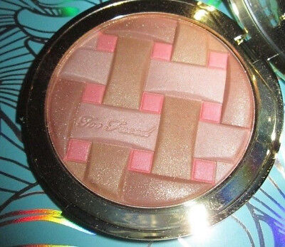 TOO FACED SWEETIE PIE RADIANT MATTE BRONZER infused w/Peach + Sweet Fig Cream