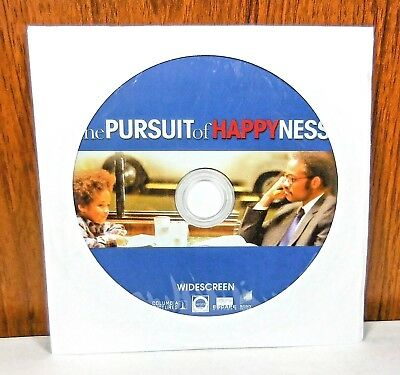 The Pursuit of Happyness - Disc Only (DVD) Happiness, Widescreen