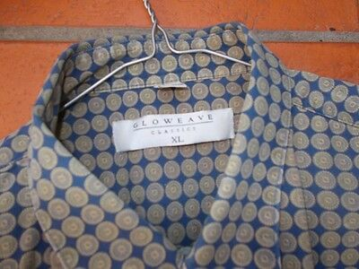 Gloweave Classic mens long sleeve shirt Size XL MADE IN AUSTRALIA