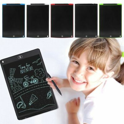 8.5/10/12 Inch Pad LCD Writing Tablet Digital Pad Drawing Tablet with Touch Pen