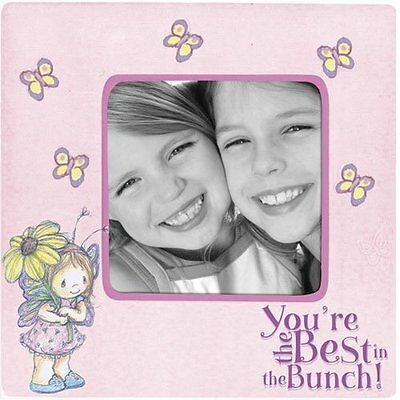 Precious Moments Butterfly Photo Frame