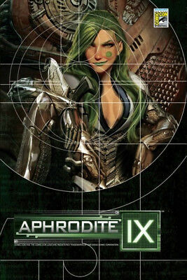 Aphrodite IX The Complete Series HC Image Comics David Finch Matt Hawkins RARE