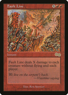 Gamble Urza/'s Saga NM-M Red Rare MAGIC THE GATHERING MTG CARD ABUGames